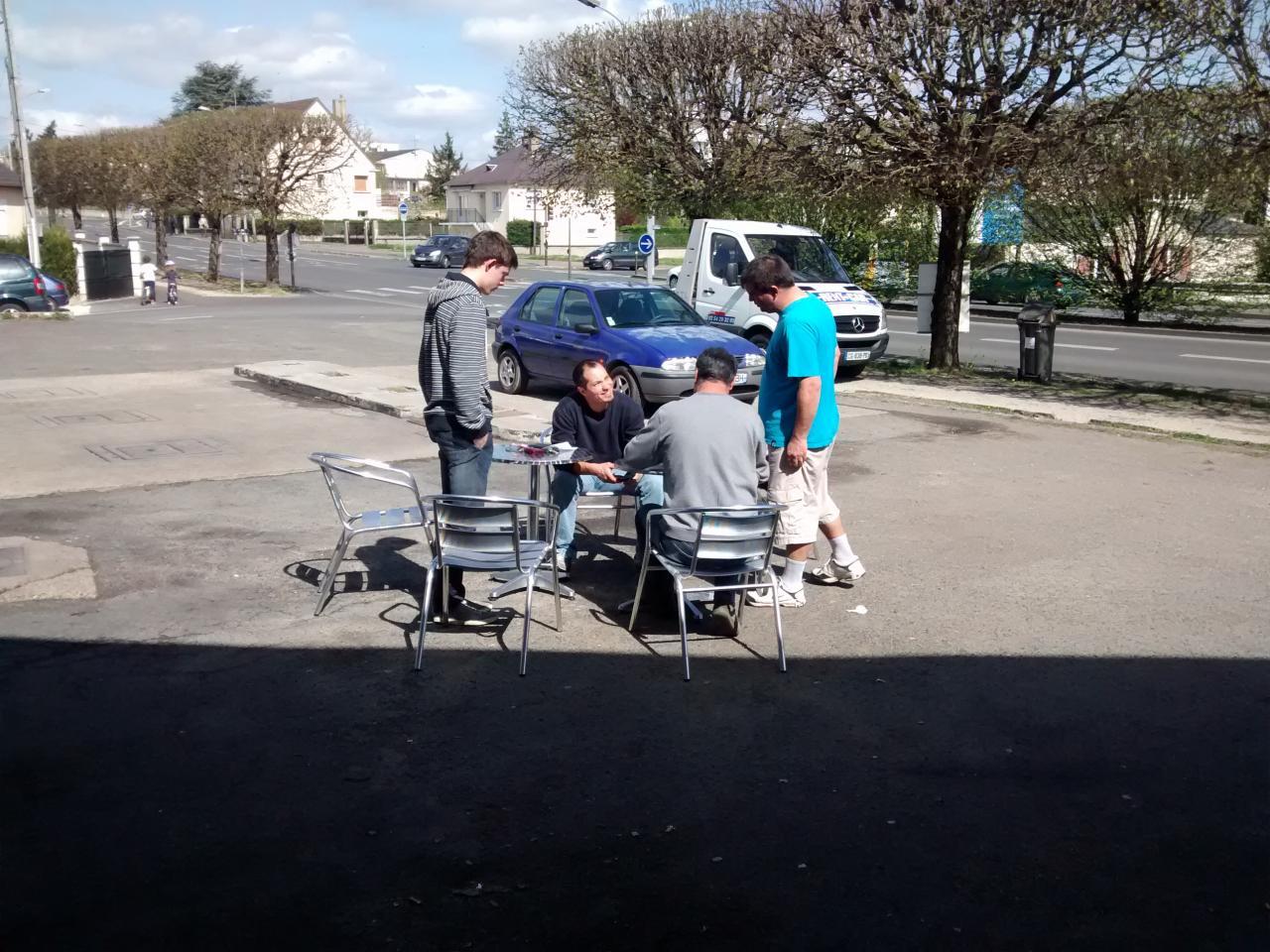 Repas de Bourgueil 1 (fin de championnat)
