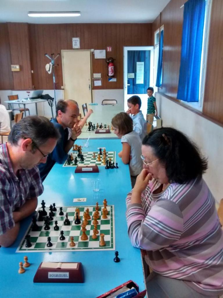 Tournoi interne du 13/06/2015